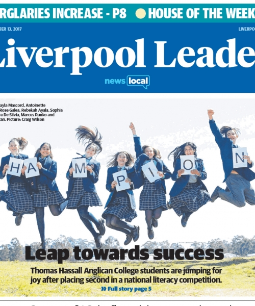 Leap towards success